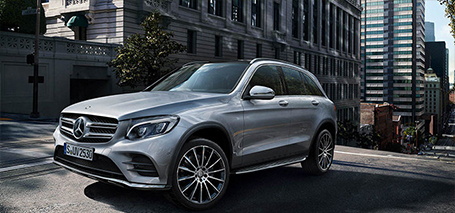LOCATION MERCEDES GLC